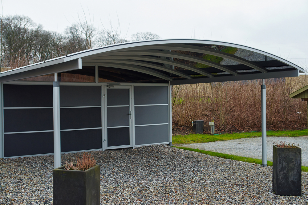 Kan man bygge sin egen carport?